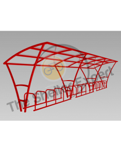 Armstrong 30 Cycle single shelter