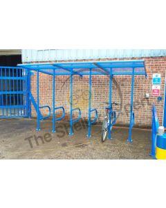 3 module 12 bike shelter