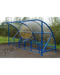 Expert Best Buy Open Front 10 cycle shelter