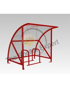 Expert Economy 4 cycle open front shelter