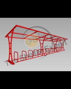 Tavistock 30 cycle shelter