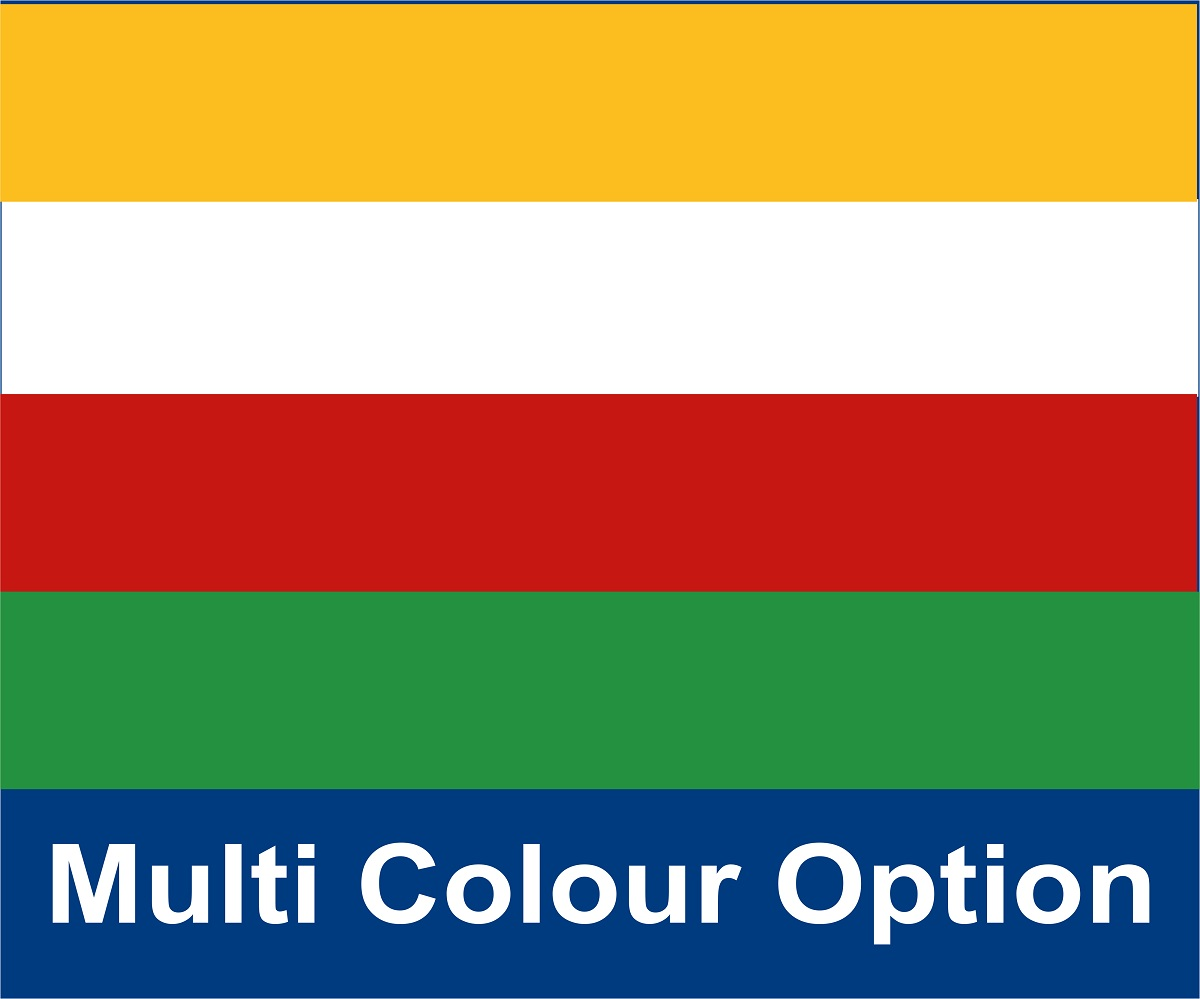 Multi Colour Option - contact us to arrange