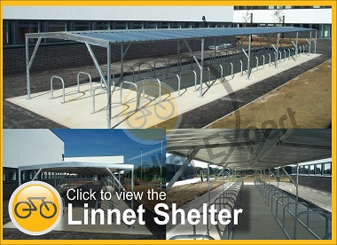 Linnet Cycle Shelters