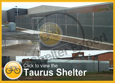 Taurus Cycle Shelters